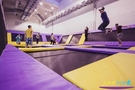 JumpPark Brno