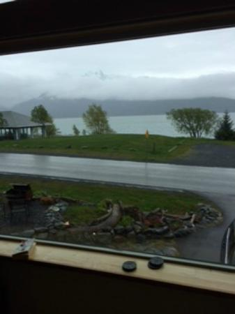 Seward Front Row B&B: Vista