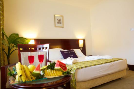 Golden Tulip Kumasi City: Standard room