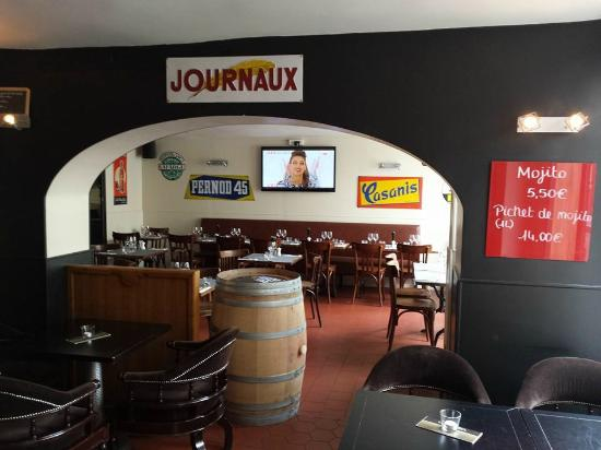 Restaurant Cafe Jules Saint Germain En Laye