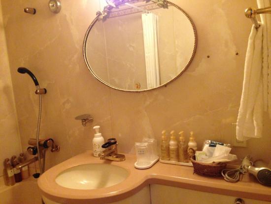 Hachioji Hotel New Grand : バスルーム