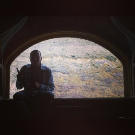 Refugio Romano: Ventana