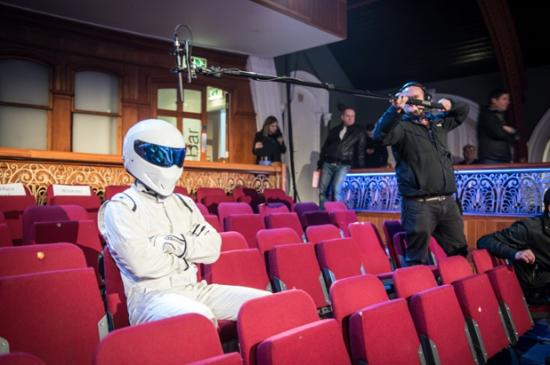 The Tabernacle: the Stig in the Theatre