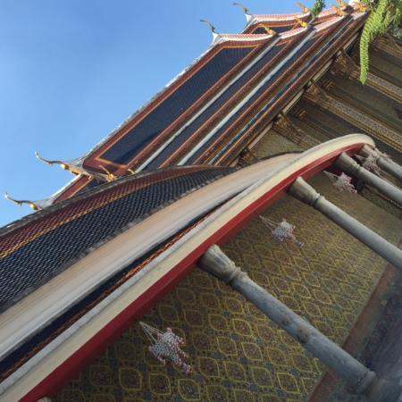 Wat Ratchabophit: 美しい建物