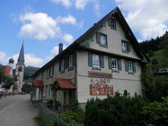 Flair Hotel Adlerbad: dorpspub