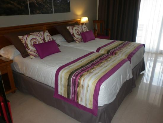 Lovely bed!