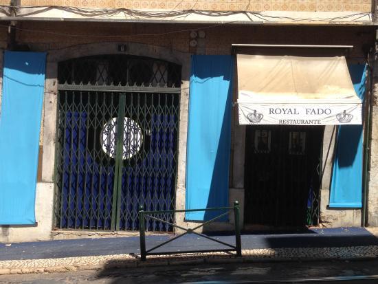 Restaurante Seducao: Le resto à éviter à Lisbonne