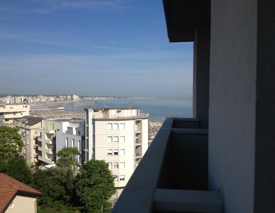 Hotel Acropolis: Vista panoramica