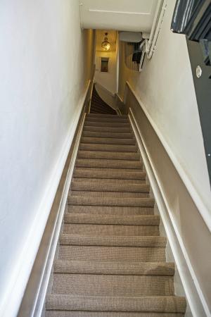 Tulipa Bed & Breakfast: Treppe zum Zimmer