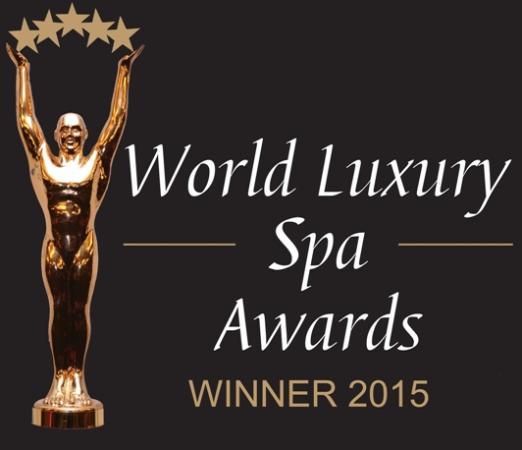Best Luxury Day Spa Award Winner