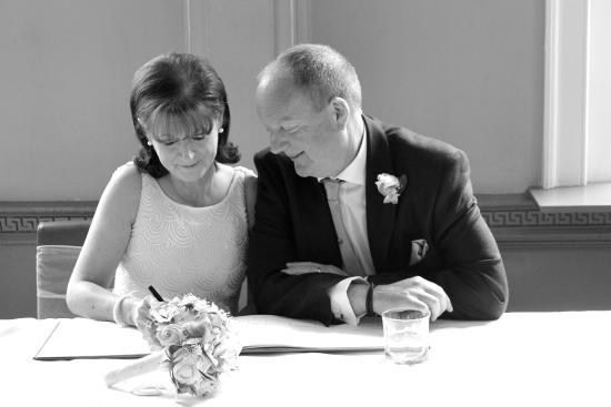 The Kings Arms: Greene Room Wedding Ceremony