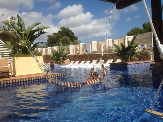 Piscine du spa picture of iberostar suites hotel jardin for Jardin de sol