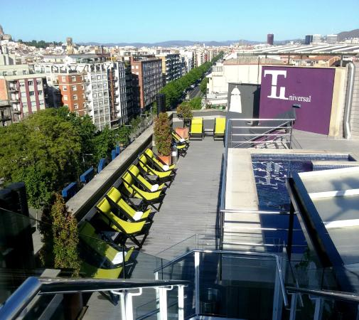 barcelona universal hotel catalonia reviews photos price comparison tripadvisor. Black Bedroom Furniture Sets. Home Design Ideas