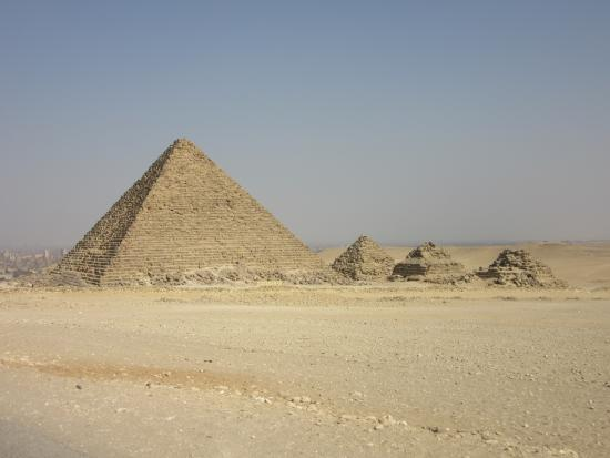 Ayman Ahmed - Tour Guide : Pyramids on the Giza Plateau