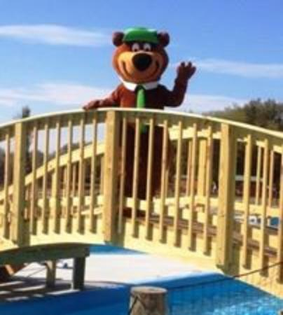 Welcome to Yogi Bear's Jellystone Park in Madison Florida!