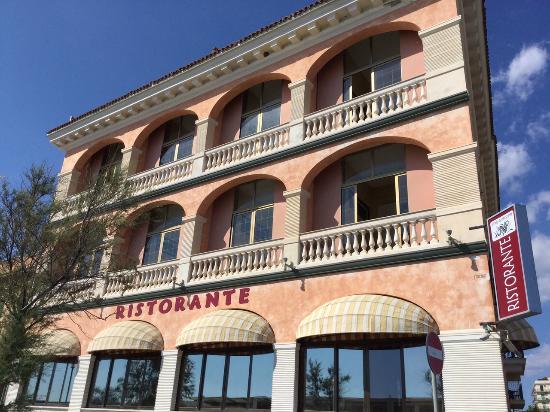 Hotel Miramare : l'hotel
