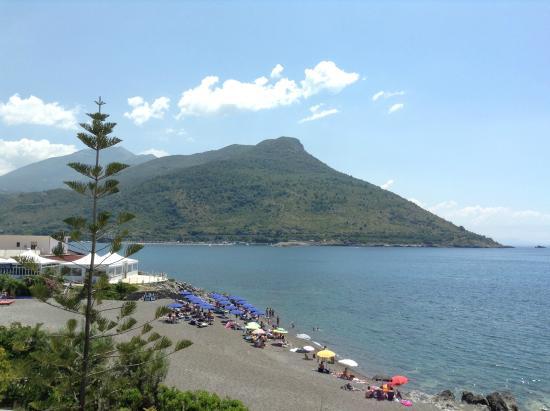 Hotel Mediterraneo : dalla camera.
