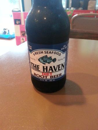 The Haven Restaurant : Local made root beer