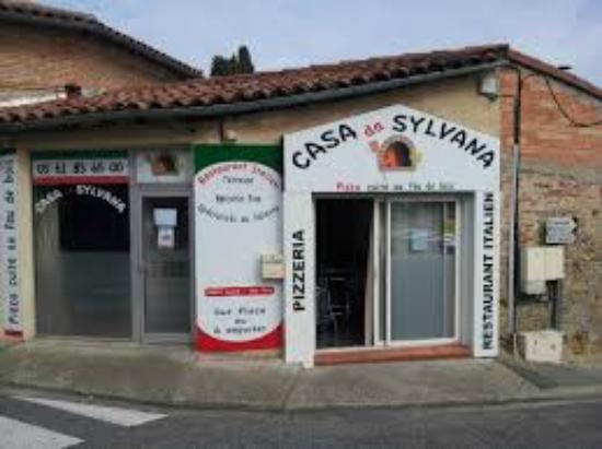 Haute-Garonne, Francia: la pizzeria