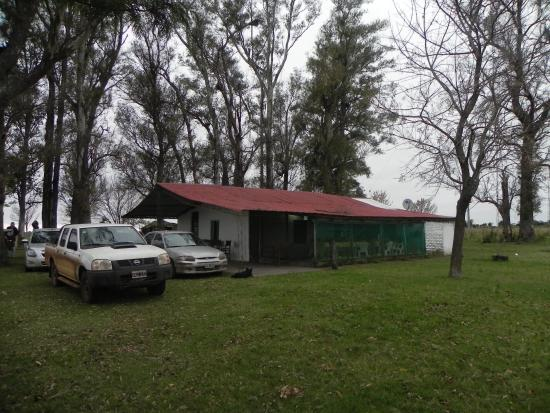 La Paz, Argentina: ANP DON SEBASTIAN