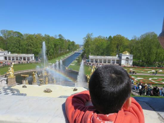 Best Guides -Tours in St. Petersburg : Peterhof Fountains
