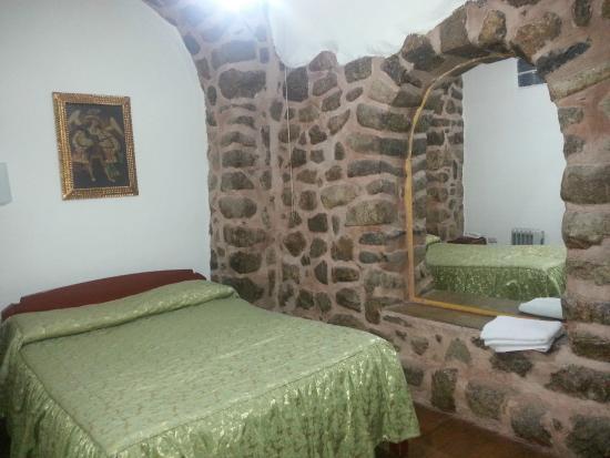 La Casona Real Hotel: Habitacion