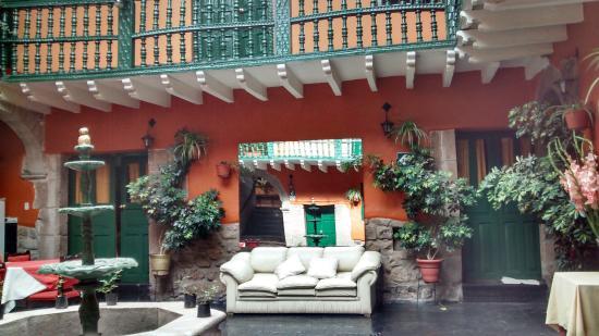 La Casona Real Hotel: Estancia
