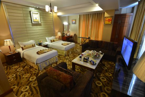 BEST WESTERN Green Hill Hotel : Guest Room