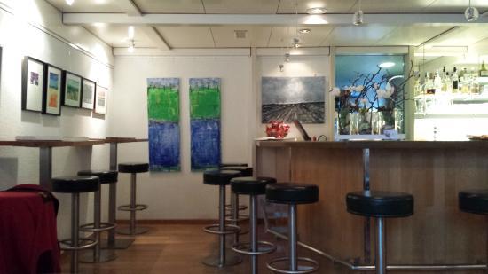 Hotel Gerig: Gezellige bar