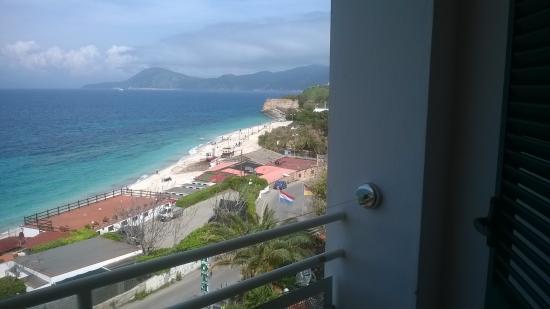 Hotel Villa Ombrosa : Il panorama dalla camera