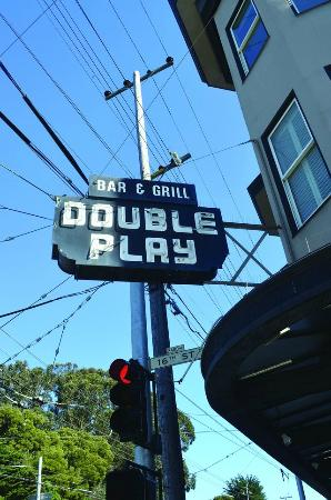 The Double Play Bar and Grill