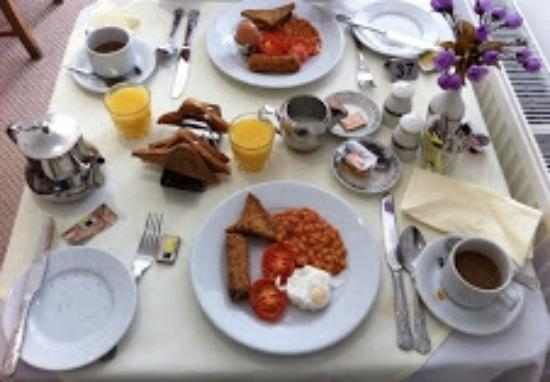 Breakfast At The New Westcliff Hotel