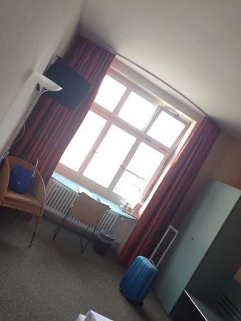 Hotel City am Bahnhof: Camera doppia
