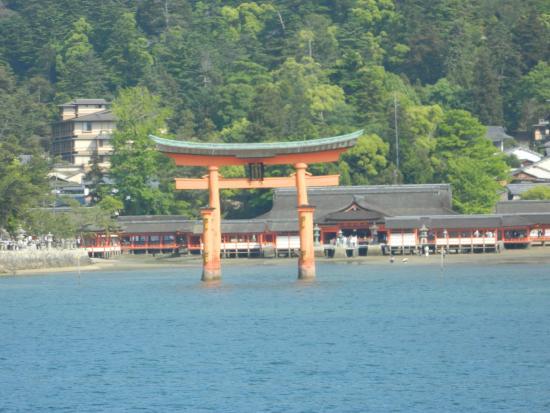 Torii - Picture of Miyajima, Hatsukaichi - TripAdvisor