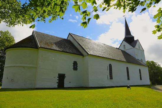 Heroyholmen, Norge: Herøy kirke 2014