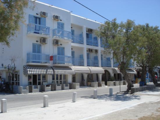 Argo Hotel: hotel