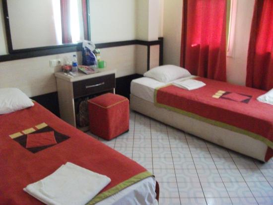 Palmiya Apartments: Так выглядит номер