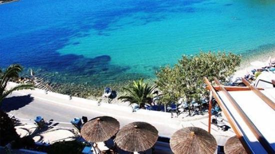 Samos Bay Gagou Beach Hotel Aufnahme
