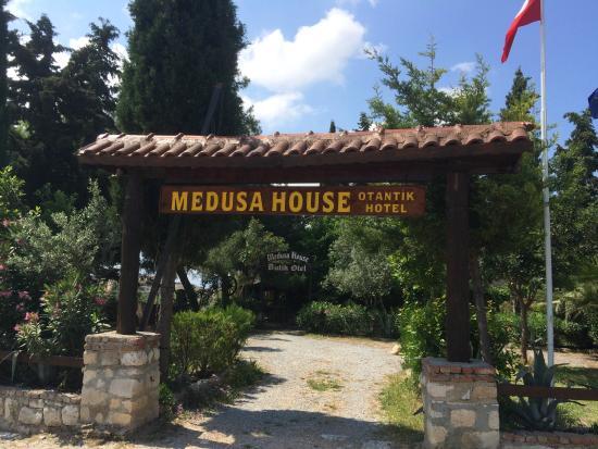 Medusa House Hotel: Medusa House  Didim, Turkey