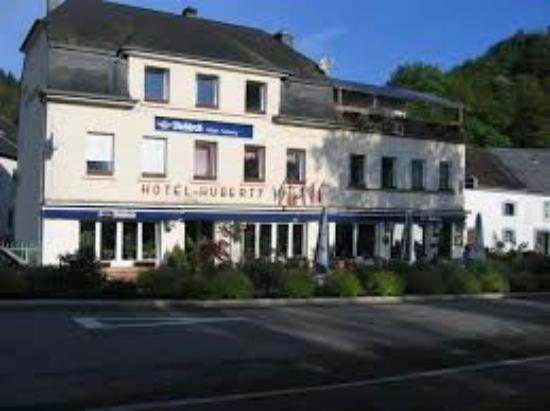 Kautenbach, Luxemburg: Hotel Huberty