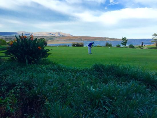 Arabella Golf Estate: Practice green