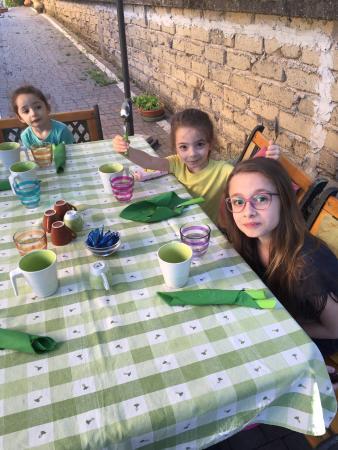 Palestrina-Valmontone B&B: Abbiamo trascorso 2 giorni fantastici, sembrava che stessimo a casa nostra , una colazione abbon