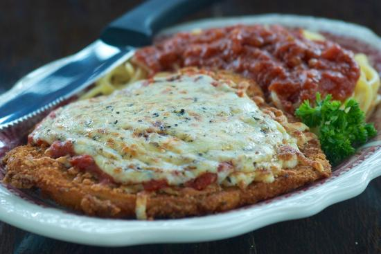 Old Spaghetti Factory: Chicken Parm