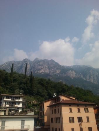 Hotel Brescia: panorama