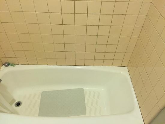 Fort Gaines, GA: bathtub