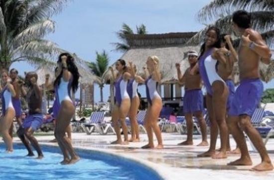Actividades que se hacen tanto en la playa como en la for Se hacen piscinas