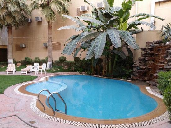 Ramada Riyadh : Pool