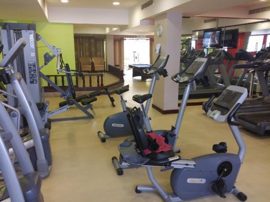 Ramada Riyadh: Gym