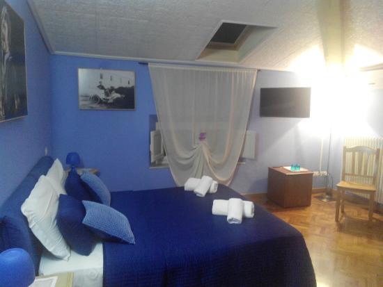 Principe Calaf B&B : υπέροχο δωμάτιο