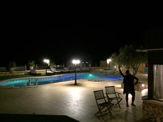 Pergola Farmhouses Gozo: pool